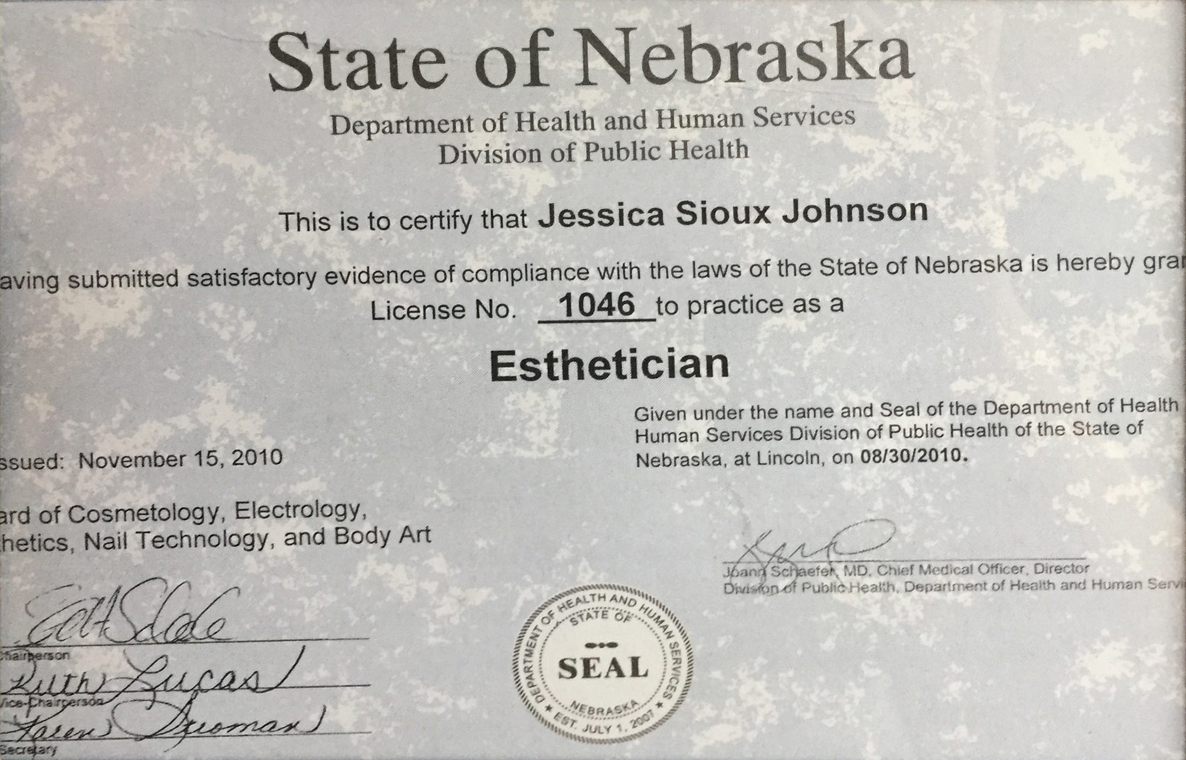 nebraska-esthetician-license